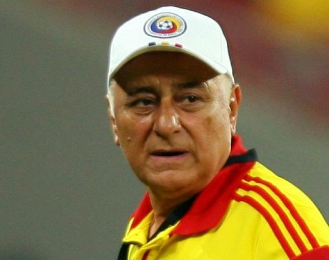 Medicul echipei naționale: Pompiliu Popescu