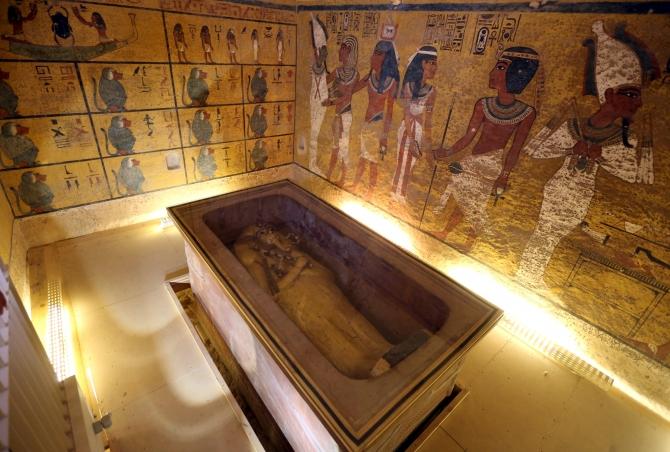 Sarcofag faraon
