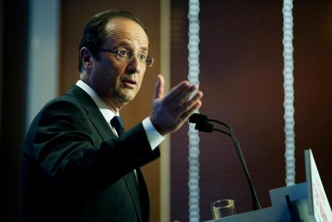 Foto: Facebook Francois Hollande