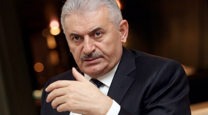 Binali Yildirim, premierul Turciei