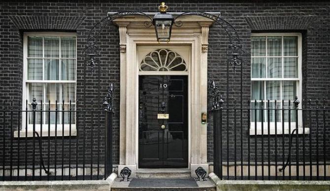Downing Street Nr. 10