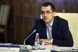 Ministrul Sănătăţii anunță o decizie tehnică, nu POLITICĂ