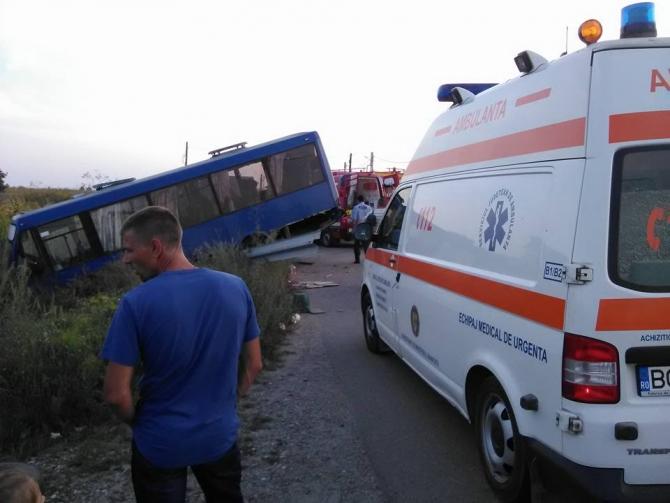 Sursa foto: Grup Facebook Radar/Politie/Evenimente rutiere Bacău