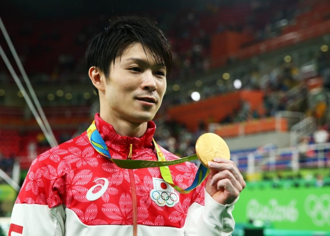 Japonezul Kohei Uchimura, eroul zilei de miercuri la Rio