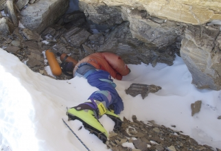 "Alpinistul ""Ghete Verzi"""
