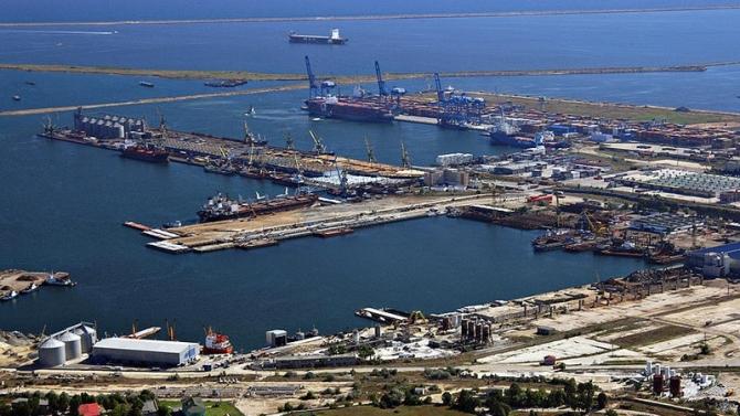 Portul Constanta