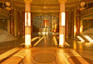 Foto: Tur virtual Ateneul Roman