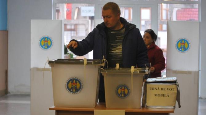 Foto: Deschide.md. VOT ALEGERI REPUBLICA MOLVODA PRESEDINTE