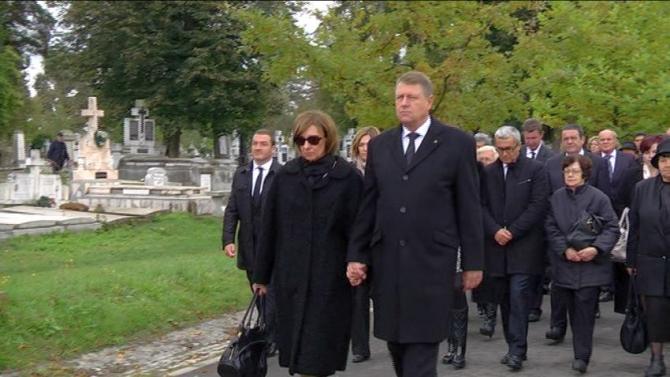 Klaus Iohannis, Carmen Iohannis. Sursă: oradesibiu.ro