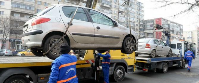 Ridicare mașini