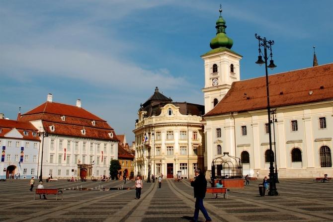 Sibiu, Summit UE