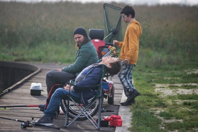Ucigași în scaun cu rotile, filmul cineastului ungur Attila Till, câștigator