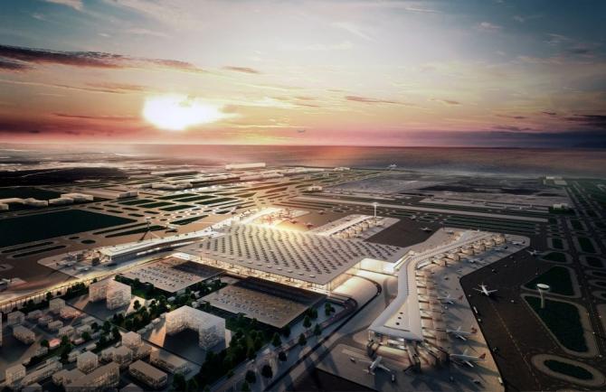Istanbul, noul aeroport