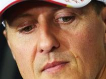 Schumacher, clipe grele: După o lungă perioadă de tristeţe