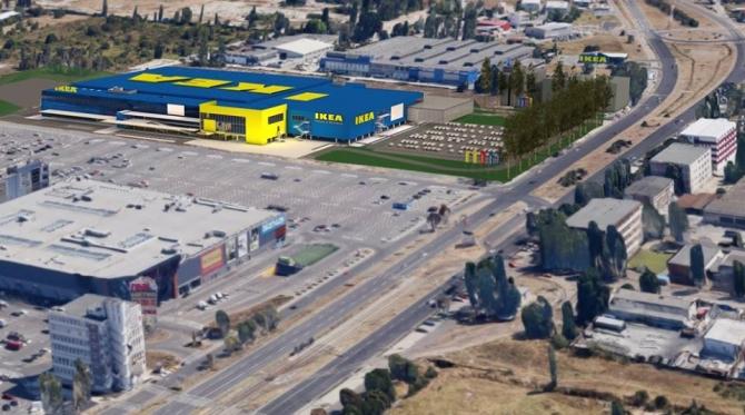 Ikea, magazin nou București