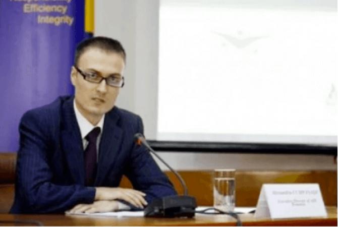 Alexandru Cumpănașu, președintele Coaliţiei Naţionale pentru Modernizarea României