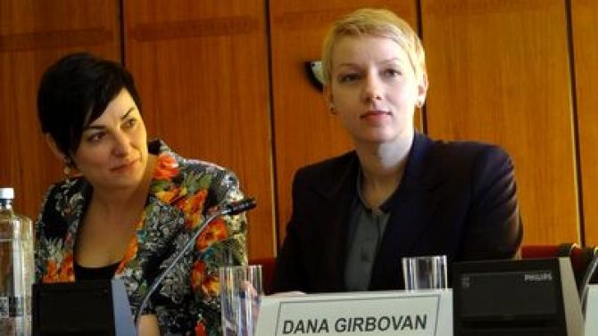 Dana Gîrbovan (UNJR)
