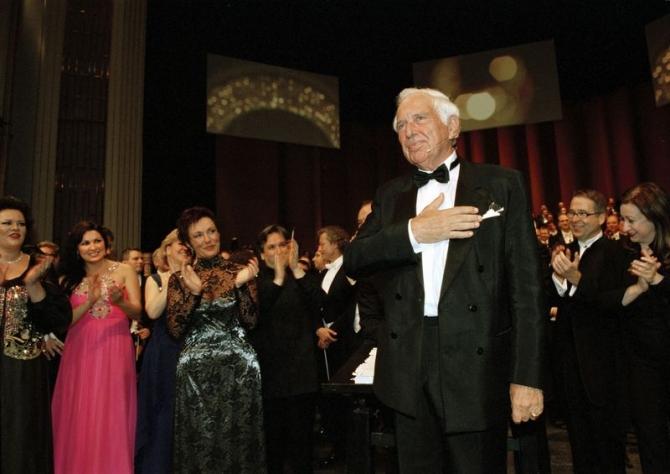 Ioan Holender la Staatsoper Wien