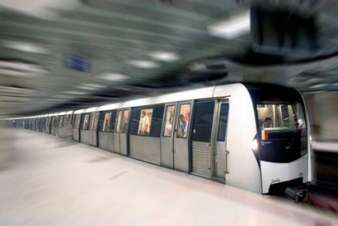 metrou Bucuresti  - Otopeni