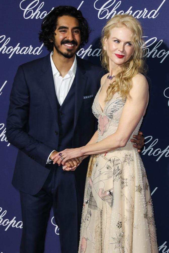 Nicole Kidman și Garth Davis, protagoniștii peliculei Lion