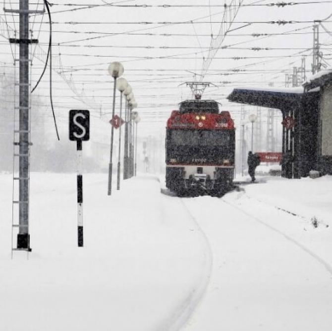 Mersul trenurilor 2018 - 2019