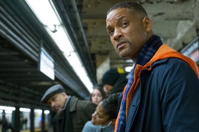 Will Smith în rolul principal din Collateral Beauty