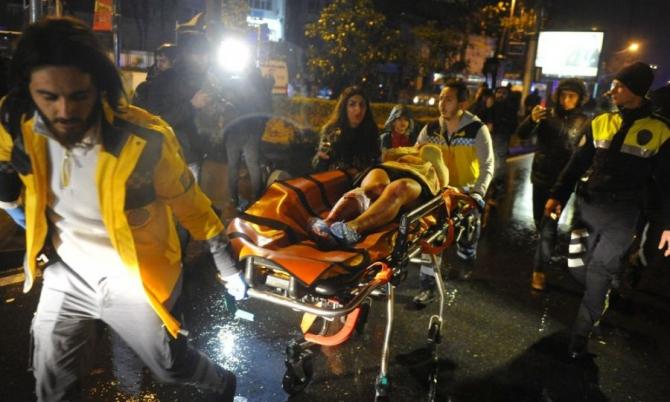 Atac Istanbul Anul Nou