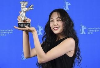 Actrița sud-coreană Kim Min-hee