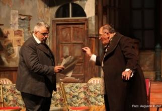 Mircea Rusu și Virgil Ogășanu în Scrisoarea