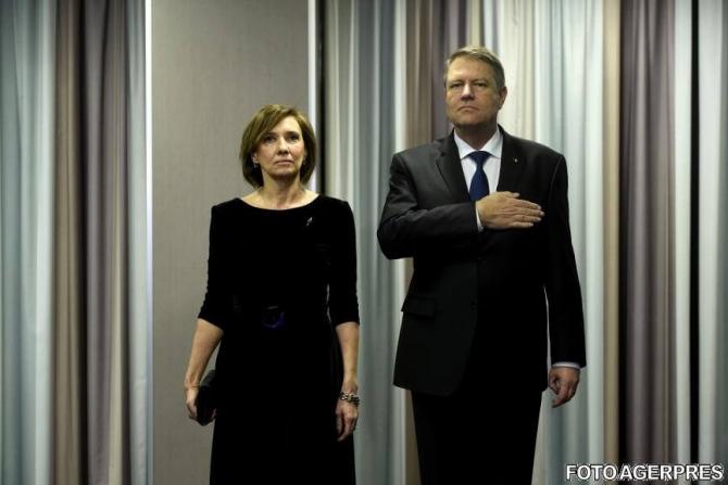 Familia prezidențială