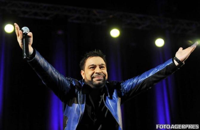 Florin Salam, cântec de jale la priveghiul lui Emi...   Fratele Lui Florin Salam