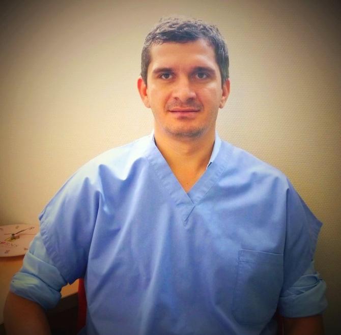 Medicul Ionuț Gobej