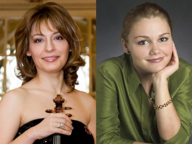 Irina Mureșan, Angela Drăghicescu