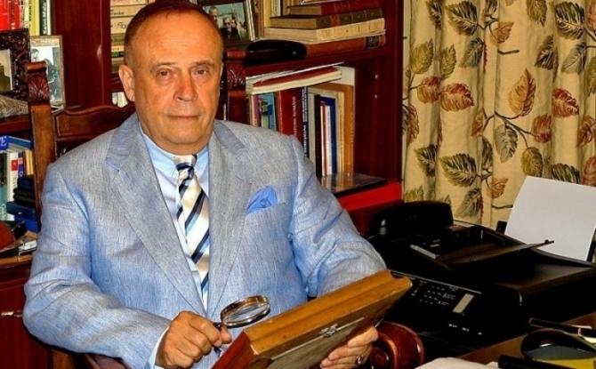 Radu Boroianu, președintele Institutului Cultural Român