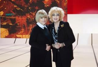 Doina Levintza si Corina Chiriac