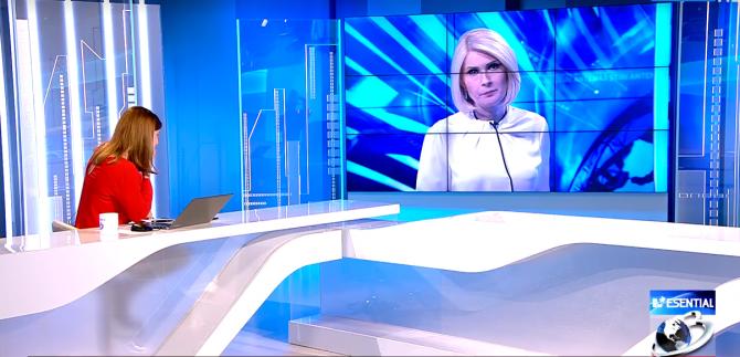 Alina Petrescu - Alessandra Stoicescu