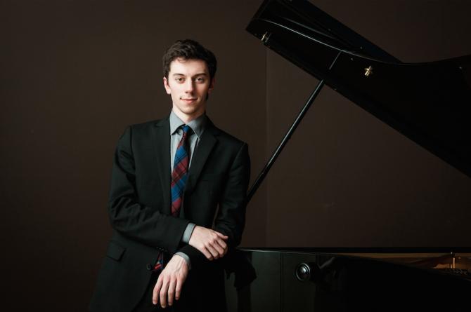 Pianistul Philipp Scheucher