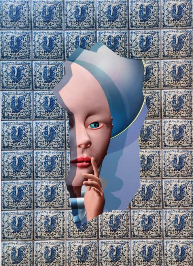 Expozi ia azulejo n viziunea arti tilor rom ni la - Azulejos roman ...
