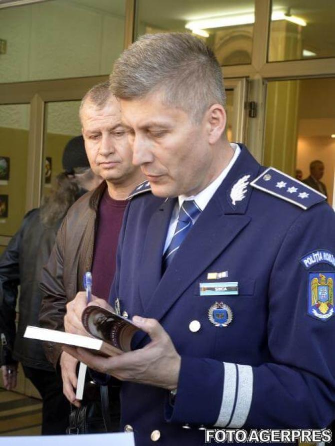 Comisar-șef Florin Șinca