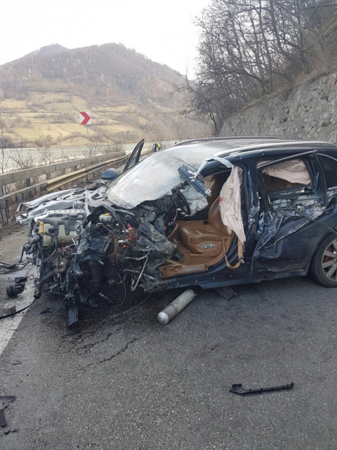 Accident Lucian Isar