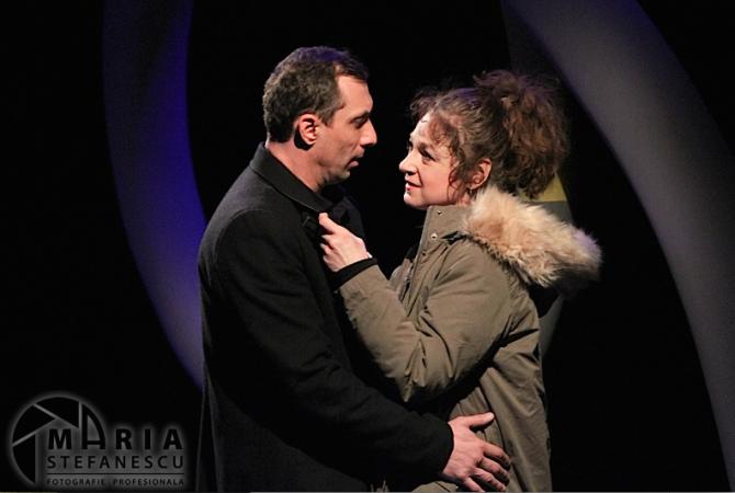 Ion Grosu și Crenguța Hariton, doi actori de marcă ai Teatrului Nottara