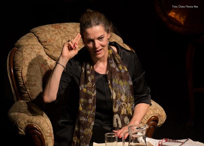 Maia Morgenstern in Janka