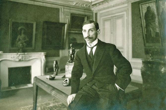 Paul Rosenberg în Galeria sa