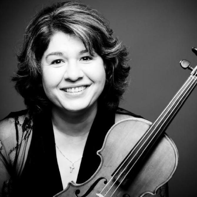Violonista Mihaela Martin