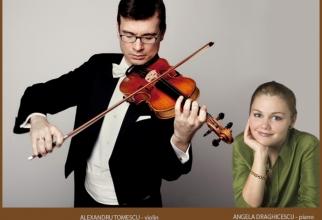 Alexandru Tomescu și Angela Drăghicescu