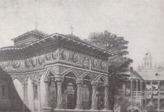 Carol Popp de Szathmary, Biserica Stavropoleos