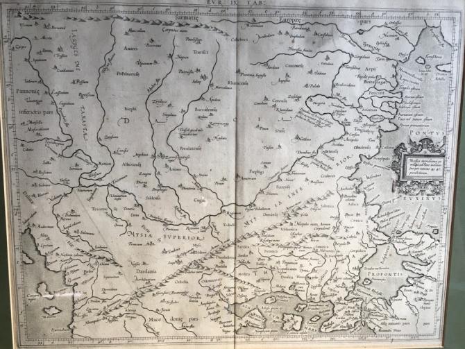 Harta Dacia