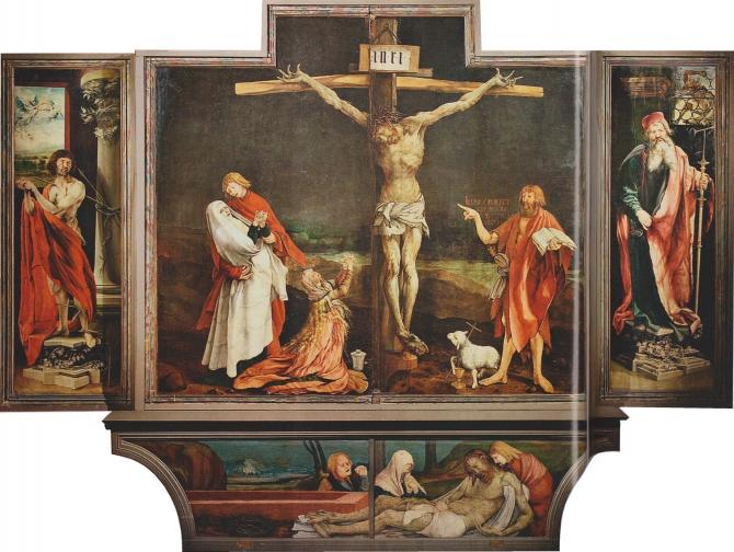 Altarul din Isenheim