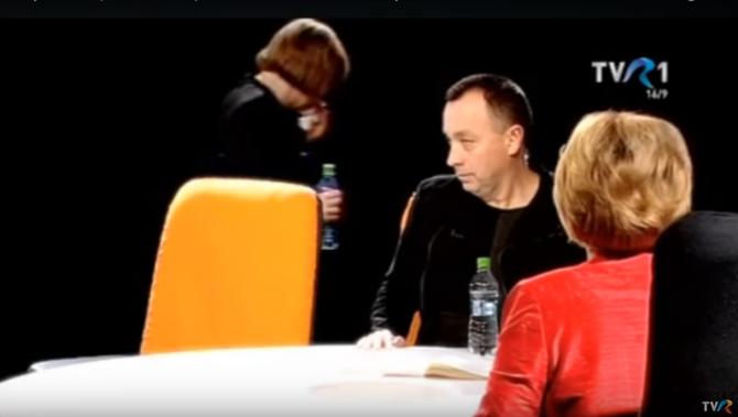 """Emilia Șercan, """"Profesioniștii"""""""