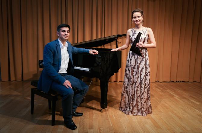 Andreea Chira & Adrian Gaspar